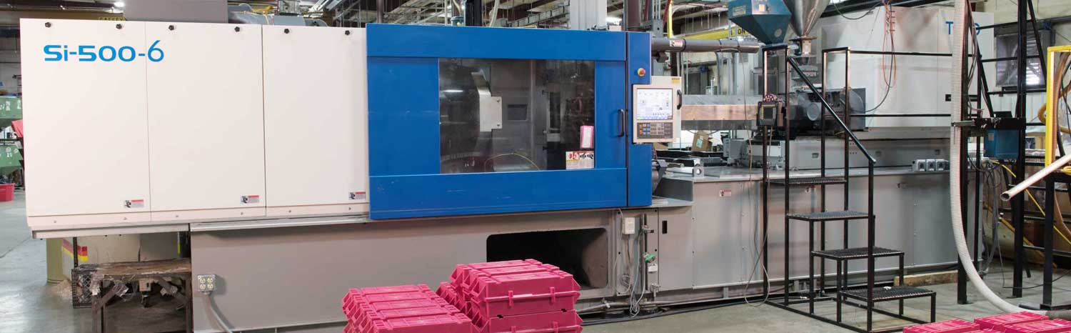 Advanced Injection Molding Capabilities